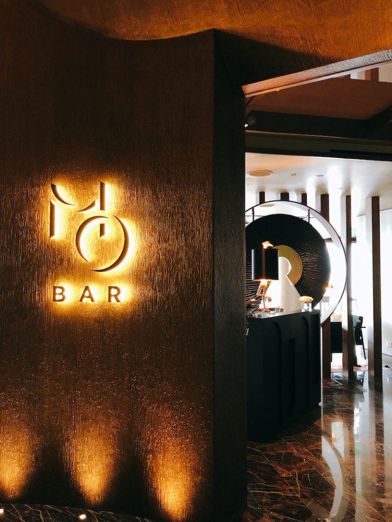 Mo Bar gin
