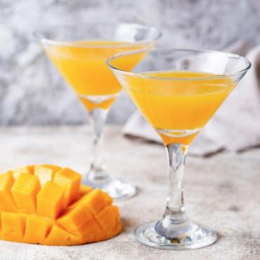 Paper Lantern Southeast Asian Martini Cocktail Recipe